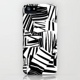 Kollage n°32 iPhone Case