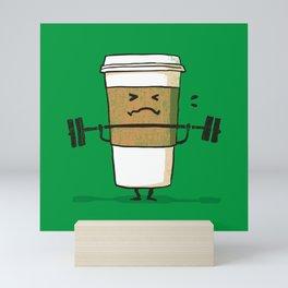 Strong Coffee Mini Art Print