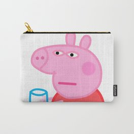 Peppa Pig Meme Carry-All Pouch