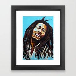 Marley Framed Art Print