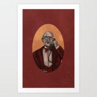 Ritz Imperial Art Print