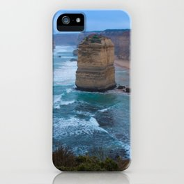 Australian Coastline 1 iPhone Case