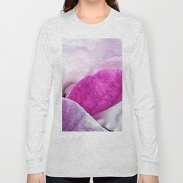 Pink Magnolia of Sicily Long Sleeve T-shirt