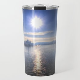 Budapest City View Travel Mug
