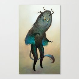 Mischievous Chacac Canvas Print