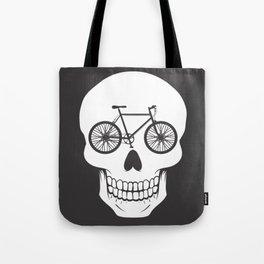 Bikehead Tote Bag