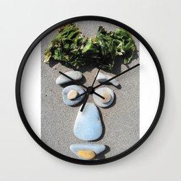 "EPHE""MER"" # 202 Wall Clock"