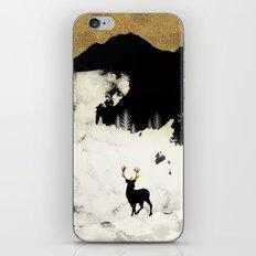 Winter Silence iPhone Skin