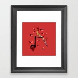 ADAR V2 Framed Art Print
