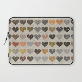 Hearts Laptop Sleeve