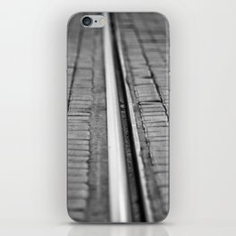 Tracks. iPhone Skin
