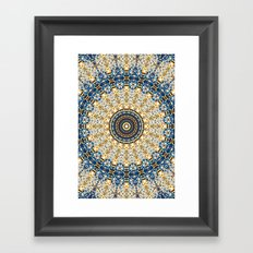 Ascending Soul Framed Art Print
