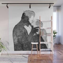 Fill me up. Wall Mural