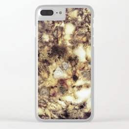 Demolition Clear iPhone Case