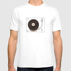 Oreo LP Mens Fitted Tee White MEDIUM