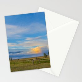 Montana June Prairie 2 Stationery Cards
