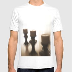 all in a dream Mens Fitted Tee White MEDIUM