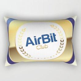 AirBit Club LOGO for fans Rectangular Pillow