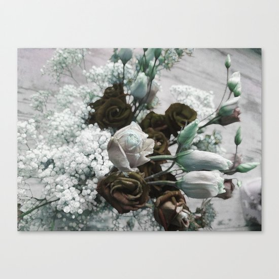 warm and winterful Canvas Print