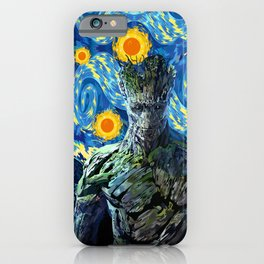 Guardian of the starry night iPhone 4 4s 5 5c 6, pillow case, mugs and tshirt iPhone Case