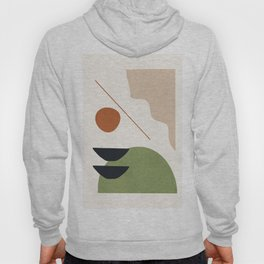 Abstract Art / Shapes 32 Hoody