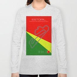 Estoril Racetrack Long Sleeve T-shirt