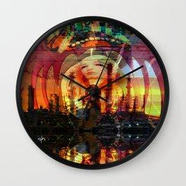Xanadu Wall Clock