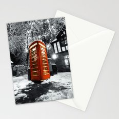 Phonebox Stationery Cards
