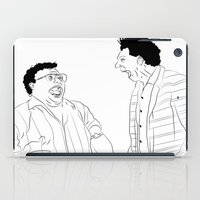 seinfeld iPad Cases featuring Seinfeld by visualinterpreter