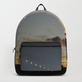 Footprints Backpack