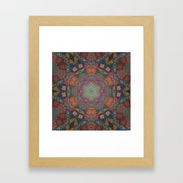 Patternistic 3 Framed Art Print