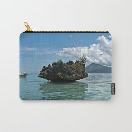 Crystal Rock, Mauritius Carry-All Pouch