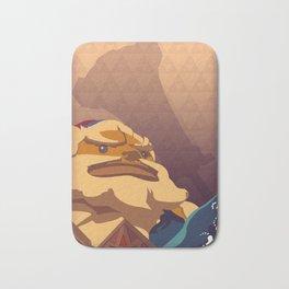 Goron Hero - Legend of Zelda Bath Mat
