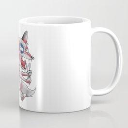 Hungry Fox Coffee Mug