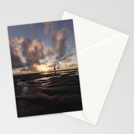 Watching the Sun Rise Stationery Cards
