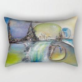 Surabstract landscape Rectangular Pillow