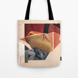 dual beam outposts Tote Bag