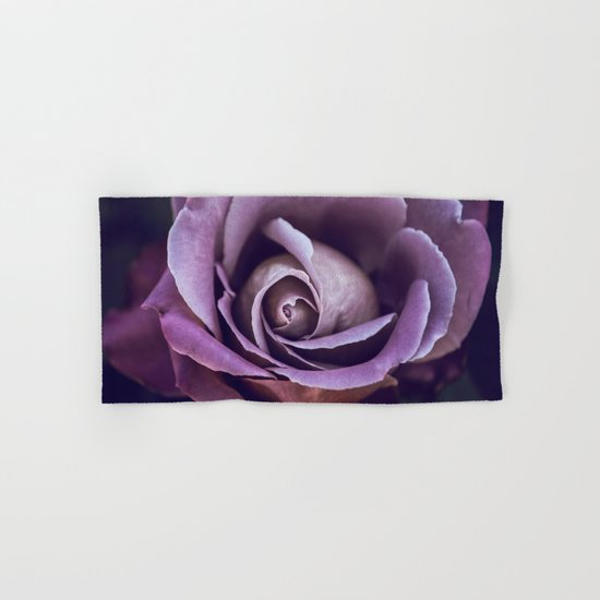 Fibonacci Rose Hand & Bath Towel