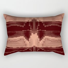 Enthusiastic Christian Barbarians Rectangular Pillow