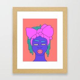 LOCKLIEN Framed Art Print