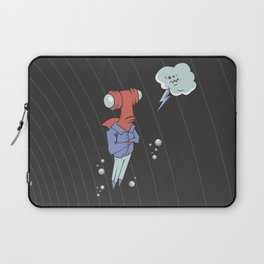 Sharkbait: A Journey Through Time and Space Laptop Sleeve