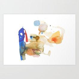 SILVES Art Print