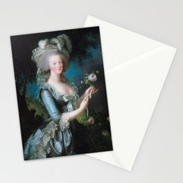 Marie-Antoinette Stationery Cards