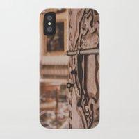 doors iPhone & iPod Cases featuring Doors by Gunjan Marwah