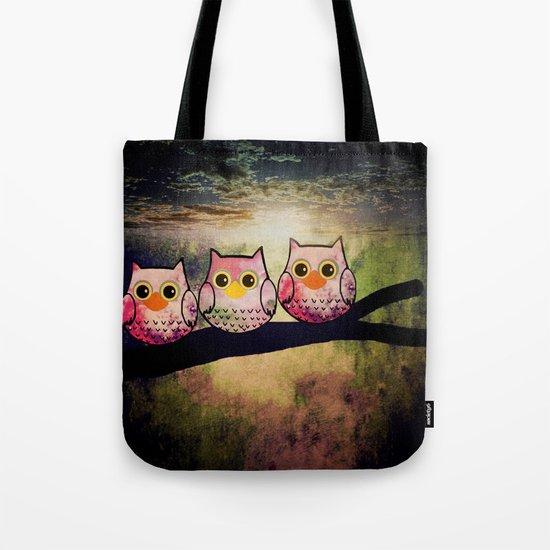 owl-1 Tote Bag