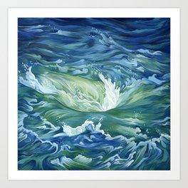 Water #1 Art Print