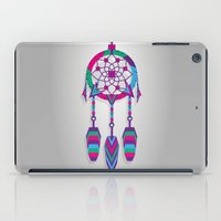 dreamcatcher iPad Cases featuring Dreamcatcher by Angel Decuir