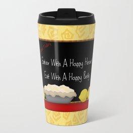 Happy Heart Happy Belly Travel Mug