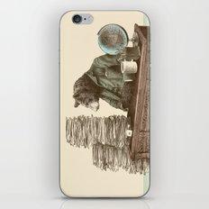 Bearocrat iPhone & iPod Skin