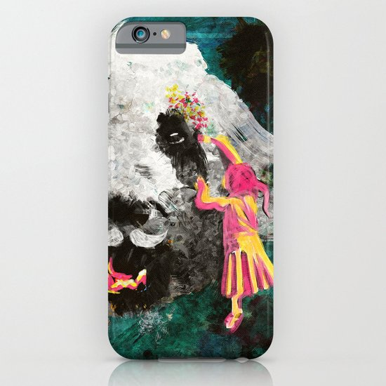 Pandamonium iPhone & iPod Case